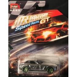 Faster Car Mercedes AMG-GT