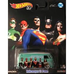 DC Comics Volkswagen T1 Panel Bus