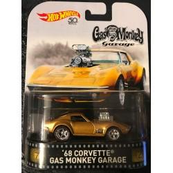 Gas Monkey Garage '68 Corvette