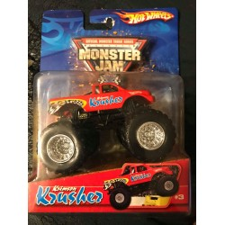 2005 Hot Wheels Krimson Krusher