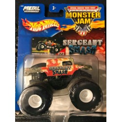 2002 Hot Wheels Sergeant Smash