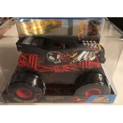 2018 Monster Trucks Bone Shaker - Black/Red