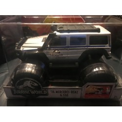 2018 Matchbox Jurassic World '14 Mercedes-Benz G 550