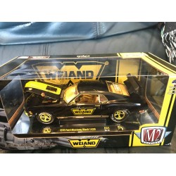 Weiand 1970 Ford Mustang Mach 1 428 - Chase!