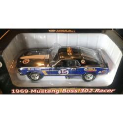 NAPA Auto Parts 1969 Mustang Boss 302 Racer