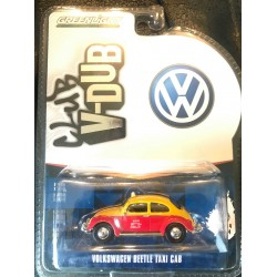 Club V-Dub Series 4 - Volkswagen Beetle Taxi Cab - Exclusive