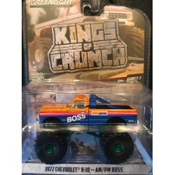 Greenlight Kings of Crunch Series 3 AM/PM Boss - Green Machine!
