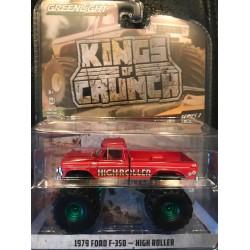 Greenlight Kings of Crunch Series 3 High Roller - Green Machine!