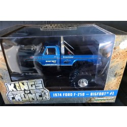 "Greenlight Kings of Crunch 1:43rd Scale Bigfoot #1 - 66"" Tires"