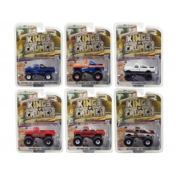 Greenlight 2019 Kings of Crunch Complete Series 3