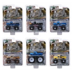 Greenlight 2019 Kings of Crunch Complete Series 4