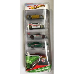 Target 2011 Holiday Hot Rods 5-Pack