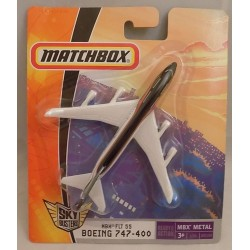 Matchbox 55th Anniversary Sky Busters Boeing 747-400