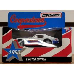 1993 Matchbox Cooperstown Corvette