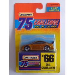 1997 Gold Challenge #66 Opel Calibra DTM