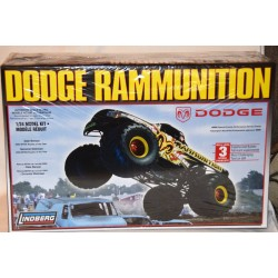 Lindberg Dodge Rammunition 1:24th Scale Model Kit