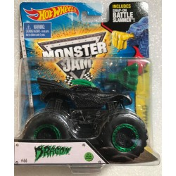 2015 Hot Wheels Blackout Dragon